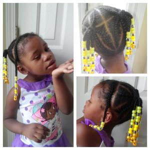 Faith's favorite color is yellow. She loves this style